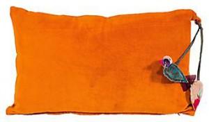 LOSDH kussen oranje