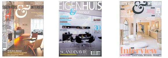Inspirerende tijdschriften hippehoes for Abonnement eigen huis en interieur