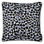 Hay Embroidered Cushion Grey Matter 50 x 50 cm