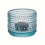 Iittala Kastehelmi Waxinelichthouder - Lichtblauw